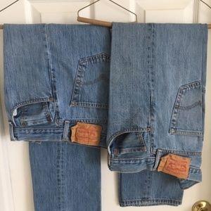 Levi's 501 Jeans c